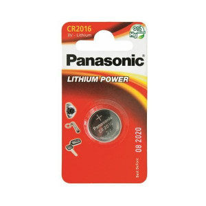 PANASONIC baterija litijum CR-2016 L/6bp