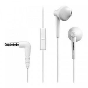 PANASONIC slušalice sa mikrofonom RP-TCM50E-W white