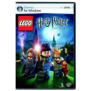 PC Lego Harry Potter Years 1 - 4
