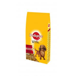 PEDIGREE hrana za pse, briketi Adult Mini, govedina i povrce 12kg 520146