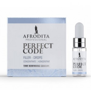 Afrodita PERFECT CODE Filler-drops koncentrat 5455