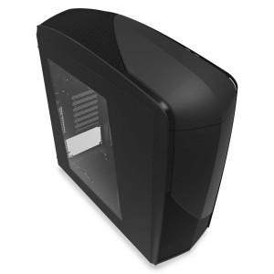Phantom 240 Mid Tower Case Black