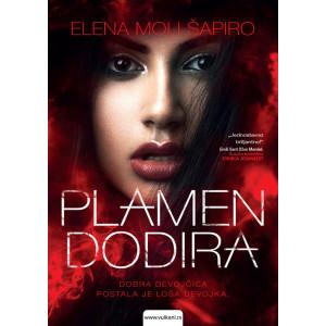 Elena Moli Šapiro-PLAMEN DODIRA