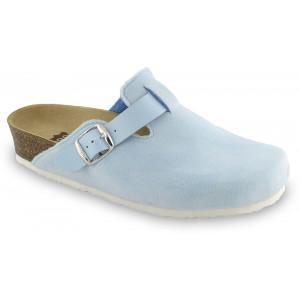 GRUBIN ženske papuče tople 53560 RIM Plave
