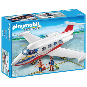 PLAYMOBIL avion 17491