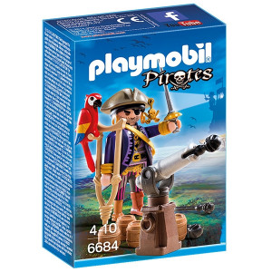 PLAYMOBIL pirates: kapetan 14925