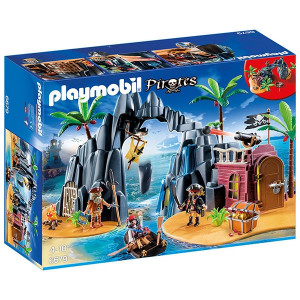 PLAYMOBIL pirates: ostrvo sa blagom 14920