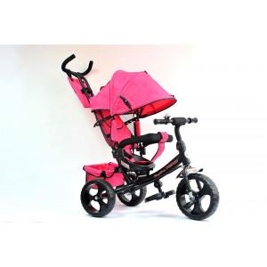 ARISTOM dečiji tricikl play time 417 comfort pink