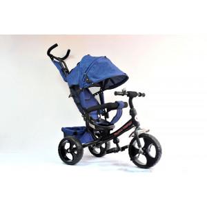 ARISTOM dečiji tricikl play time 417 comfort plava