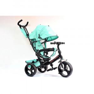 ARISTOM dečiji tricikl play time 417 comfort mint