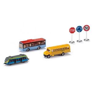 SIKU gift set javni prevoz 6303