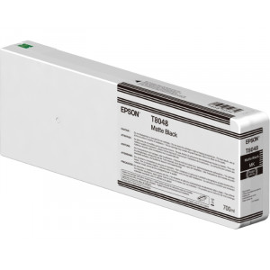 EPSON T804800 UltraChrome HDX/HD Matte Black 700ml kertridž POT00986