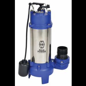 REM POWER elektro maschinen potapajuća pumpa za prljavu vodu sa sekačem SPG 31502 CDR