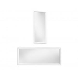 MATIS predsoblje apolon pa3 ogledalo - belo