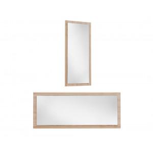 MATIS predsoblje apolon pa3 ogledalo -hrast