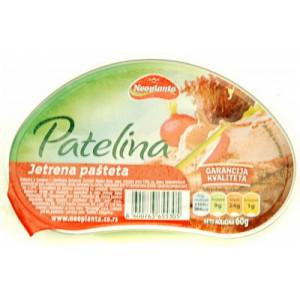Patelina jetrena pasteta 60g 8600763655305