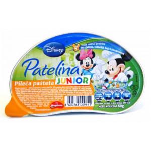 Patelina junior pileća pašteta 60g 8600763009641