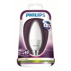 SIJALICA LED 5,5W E14 B35 PHILIPS