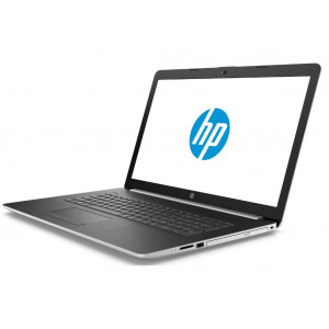 HP laptop 17-by0016nm i3-7020U/17.3HD+ AG/4GB/256GB SSD/HD 620 Graphics/DVD/Win 10 Home/Silver 4UG21EA
