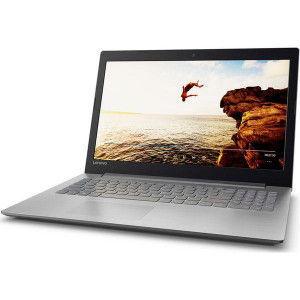 Lenovo laptop IdeaPad 320-15IAP Intel N4200/15.6AG/4GB/500GB/IntelHD 500/BT4.1/Win10/Platinum Grey 80XR018GYA