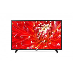 LG 43LM6300PLA LED TV 43 Full HD, WebOS ThinQ AI SMART, T2, Black,Two pole stand