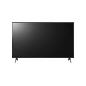 LG 43UN71003LB LED TV 43 Ultra HD, WebOS ThinQ AI, Ceramic Black, Two pole stand