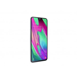 Samsung Galaxy A40 DS White SM-A405FZWDSEE