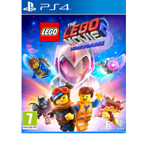 PS4 LEGO Movie 2: The Videogame