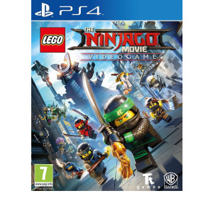 PS4 LEGO The Ninjago Movie Videogame