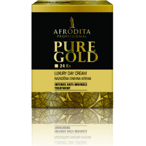 AFRODITA GOLD 24 K Luxury dnevna krema 50 ml