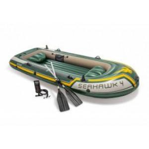 INTEX čamac za vodu 351 x 145 x 48 cm SEAHAWK 4 68351