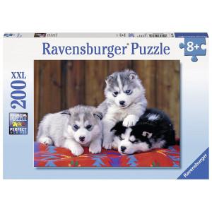 RAVENSBURGER puzzle (slagalice) - Haski RA12823