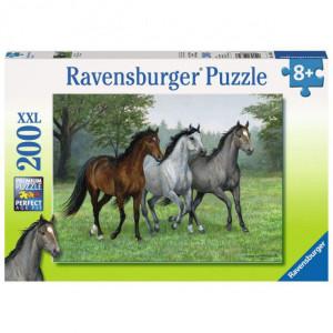 RAVENSBURGER puzzle (slagalice) - Konji u divljini RA12632