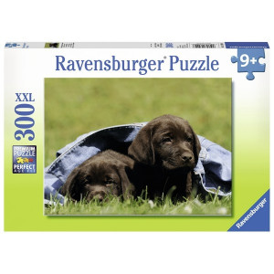 RAVENSBURGER puzzle (slagalice) - Labrador štene RA13209