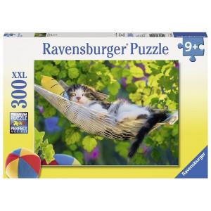 RAVENSBURGER puzzle (slagalice) - Maca spava RA13204