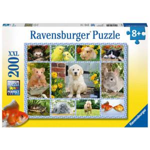 RAVENSBURGER puzzle (slagalice) - Moj prvi ljubimac RA12810