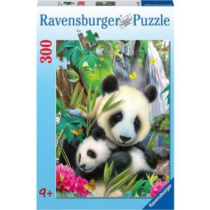 RAVENSBURGER puzzle (slagalice) - Panda RA13065