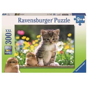 RAVENSBURGER puzzle (slagalice) - Slatki prijatelj RA13064