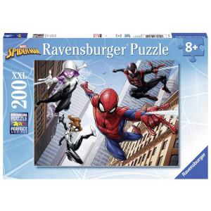 RAVENSBURGER puzzle (slagalice) - Spiderman skok RA12694