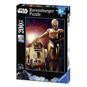 RAVENSBURGER puzzle (slagalice) - Star wars R2-D2 RA12723