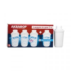 AKVAFOR Uložak filtera za bokale B100-5 4 komada