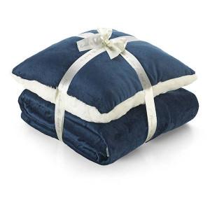 DORMEO warm hug set  II ws blue 130X190