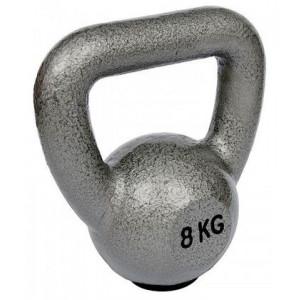 RING Kettlebell 8kg grey- RX KETT-8