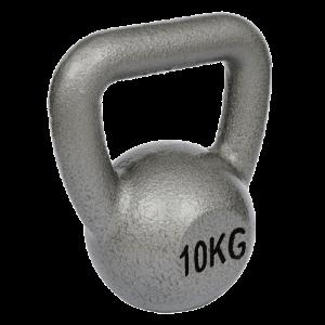 RING Kettlebell 10kg grey - RX KETT-10