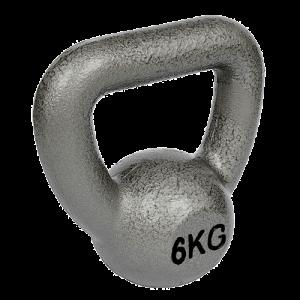 RING Kettlebell 6kg grey - RX KETT-6