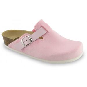 GRUBIN ženske papuče tople 53560 RIM Roze
