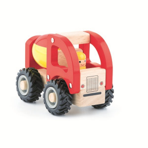 WOODY drveni auto kamion sa mikserom 91802