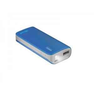 TRUST baterije primo PowerBank 4400 prenosivi punjac plavi 21225