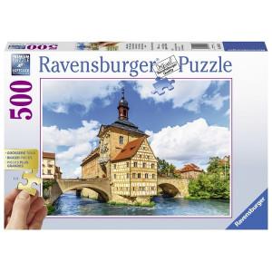 RAVENSBURGER puzzle (slagalice) - Bamberg gradska većnica RA13651