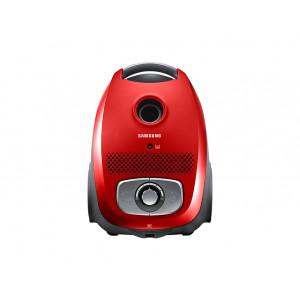 SAMSUNG eco jungle usisivač sa tihim režimom usisavanja, 750W crveni VC07UHNJGBB/OL